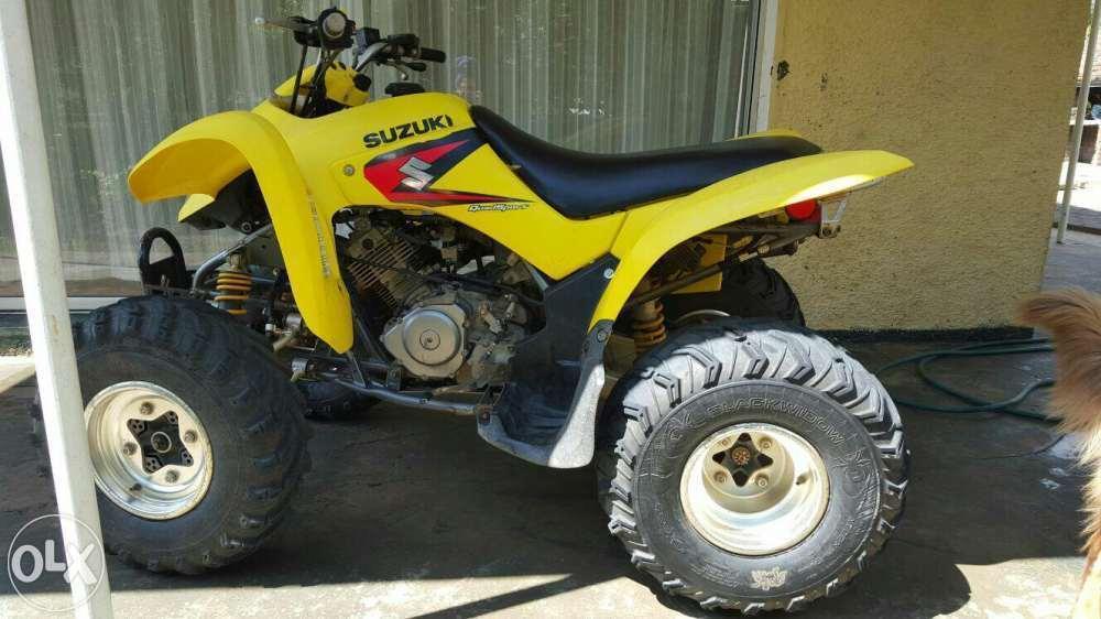 Suzuki LTZ 250 QuadSport Automatic
