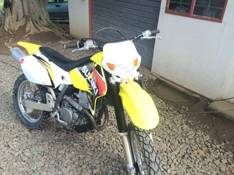 Drz 400 Very clean