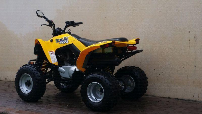 Bombardier DS250