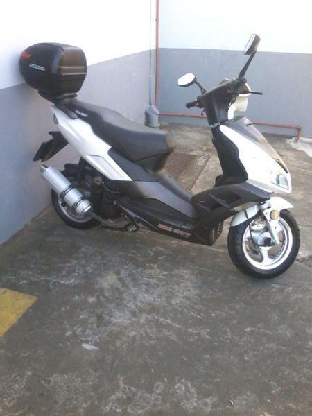2012 Big Boy T32 Sportsflite 150çc scooter for sale