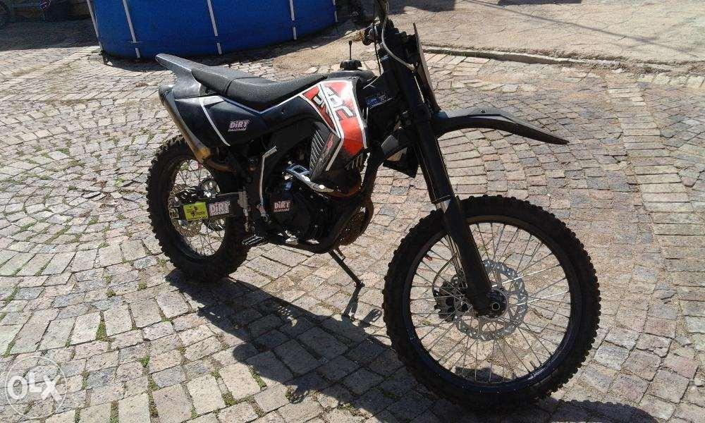 Big boy SRC 250cc