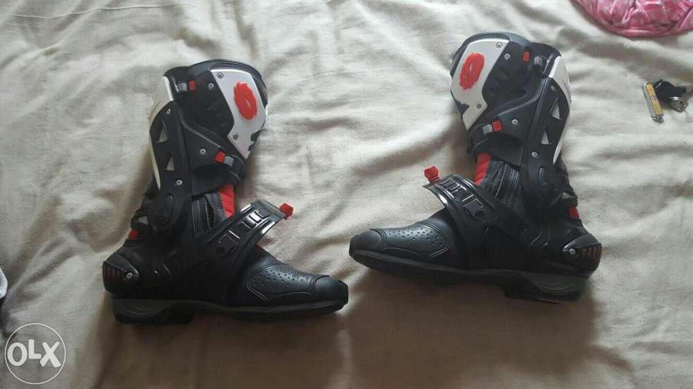 Original Sidi Vortice Boots For Sale