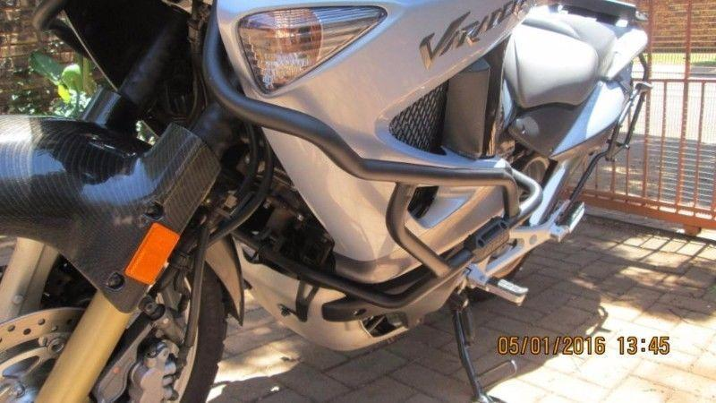 2008 Honda Varadero XL 1000 V in excellent condition