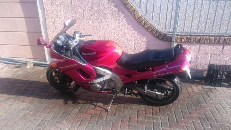Zzr 400k for sale