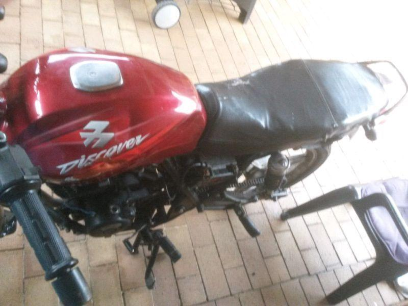 Motor bike and ps 3 for sale