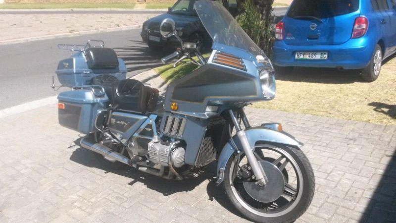 Goldwing 1981