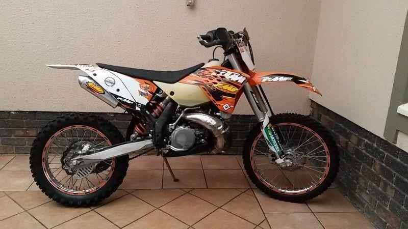 2011 KTM 300