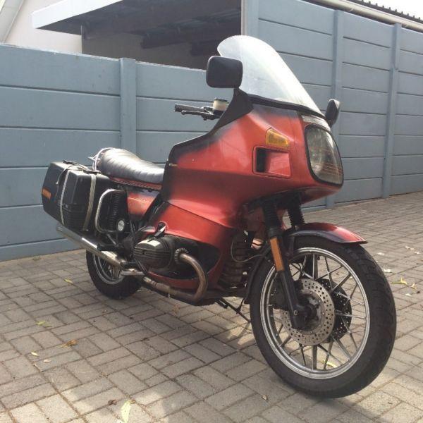 1982 BMW R100 RT