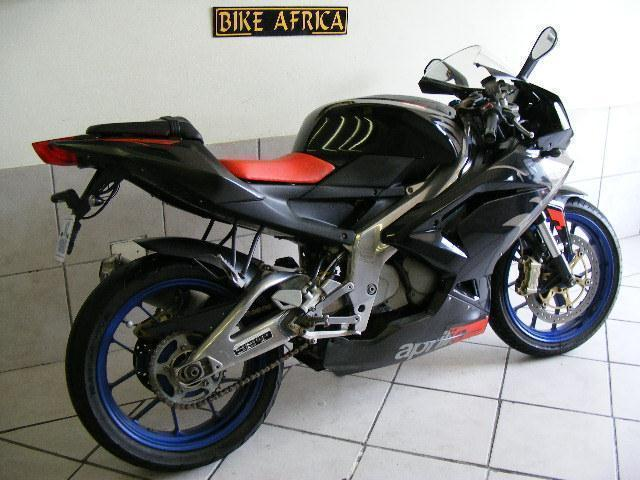 2008 APRILIA RS 125