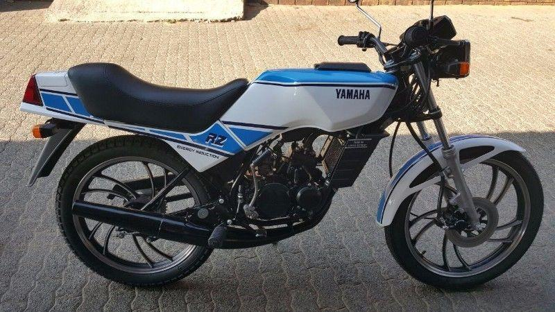 Yamaha rz 50 brick7 motorcycle for Yamaha rz for sale