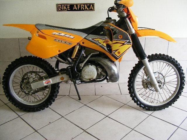 1998 KTM EXC 300 - PURCHASE IT NOW @ BIKE AFRICA