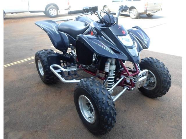 2007 Suzuki QuadSport Z400 (LTZ400)