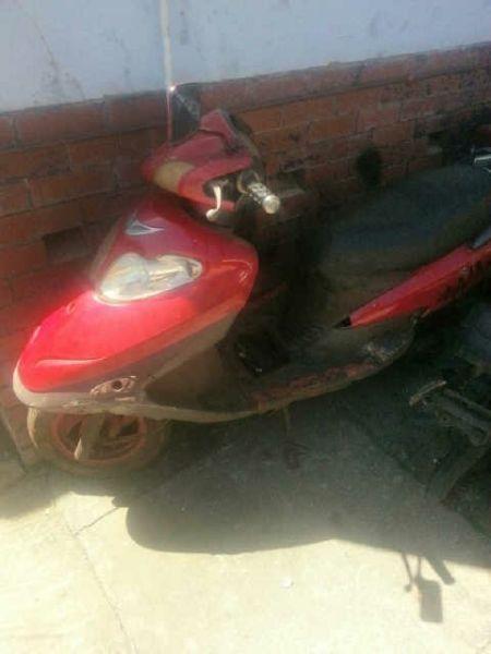 jonway 125cc Urgent sale