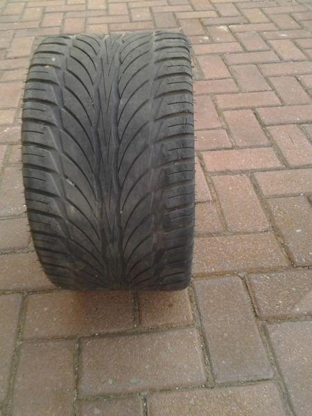 quad rims met tyres