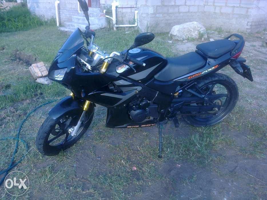 Big boy motor bike for sale
