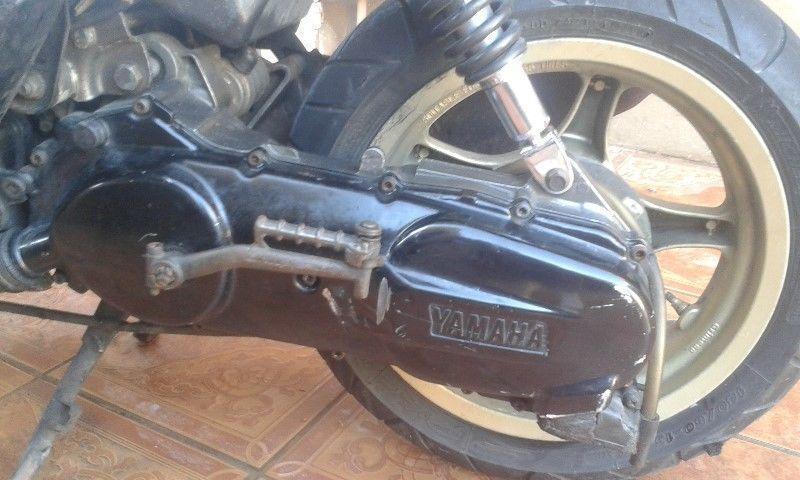 Nitro Scooter - Brick7 Motorcycle