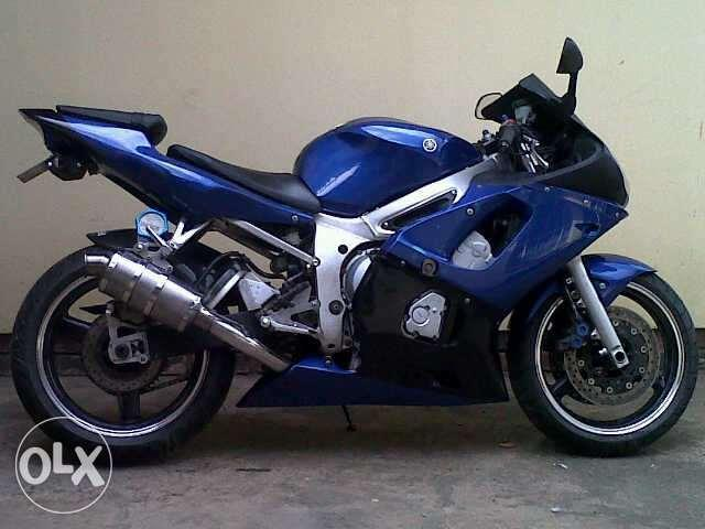 2001 Yamaha R6 for sale