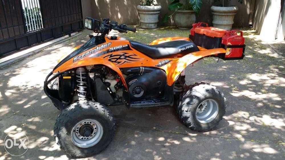 Polaris 500cc for sale
