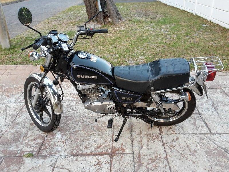 2013 Suzuki GN 250cc