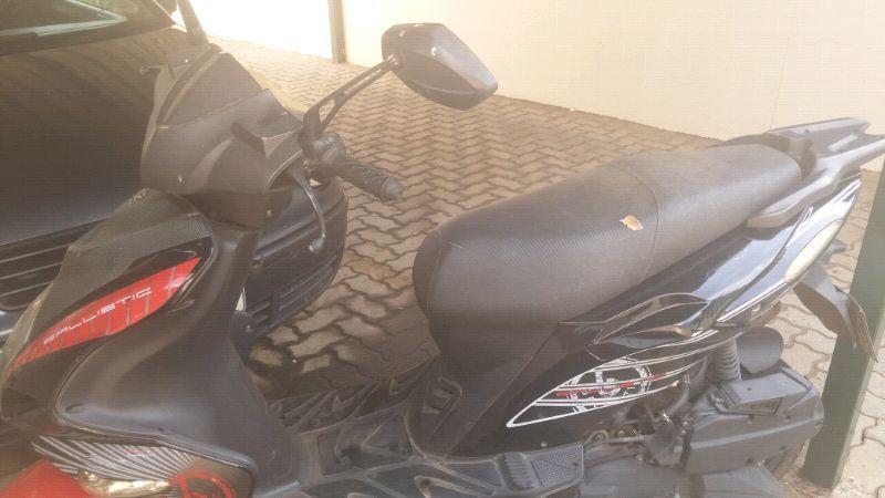 Go moto 150cc scooter
