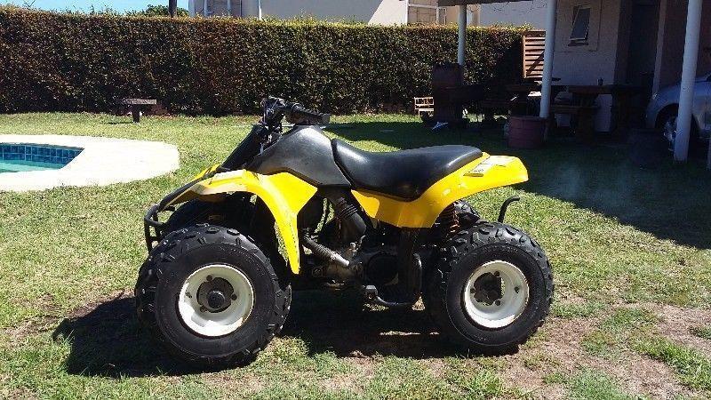 Suzuki Lt80 - Brick7 Motorcycle