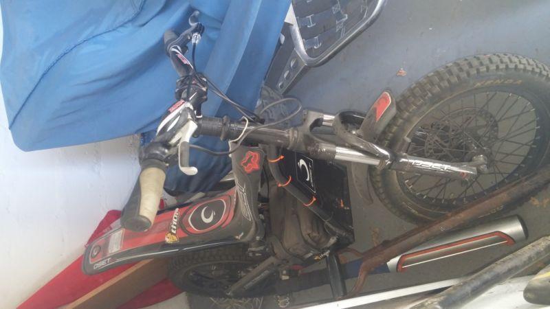 Osset 36 V Trails bike for Sale