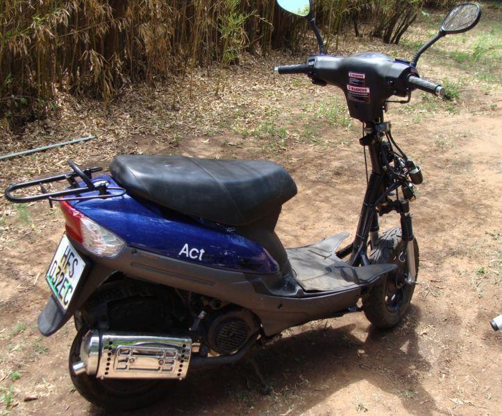 Jonway Activa Scooter- 2014