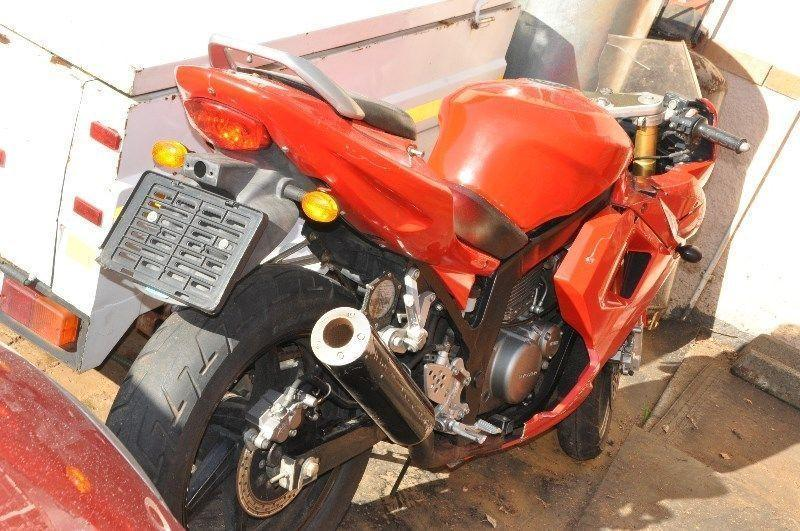 Hyosung Motorcycle 250cc