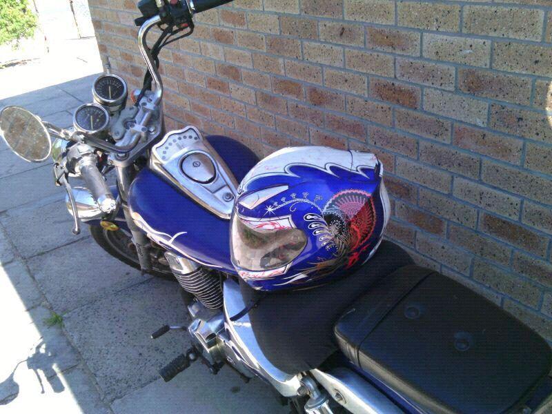 Johnway 250cc cruiser great motorcycle