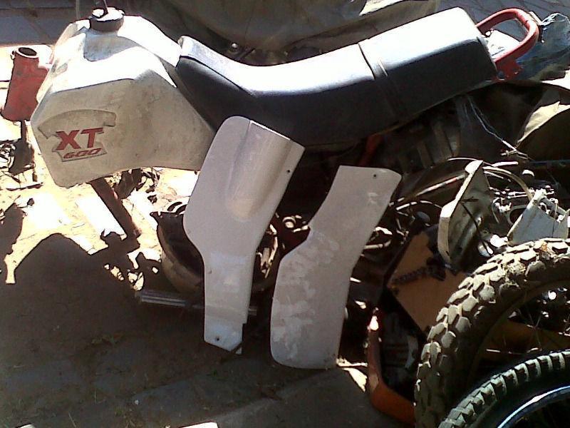 1984 Yamaha TT