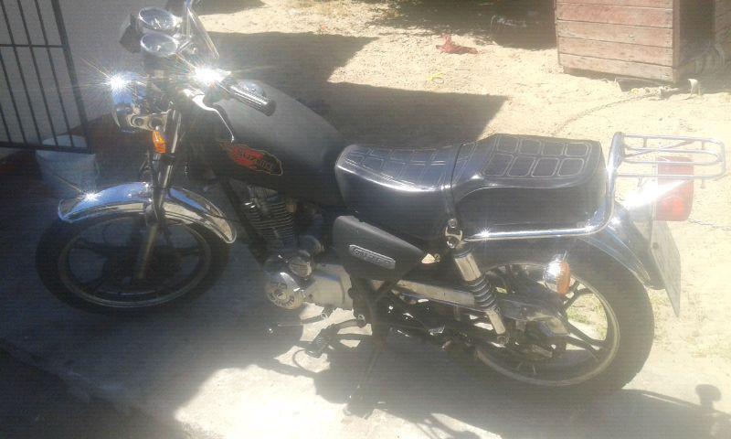 Suzuki 250cc