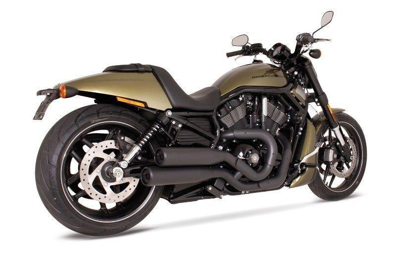 2007 - 2016 Harley-Davidson VRSC Night Rod / Night Rod Special REMUS Racing exhaust System