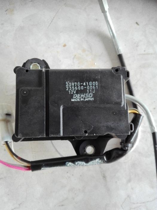 Suzuki Exhaust actuator