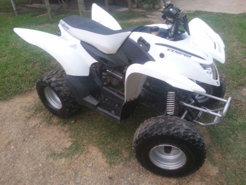 Aeon Cobra 100cc
