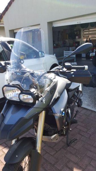 2012 BMW 800GS