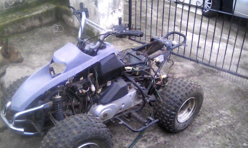 50cc quad bike for sale