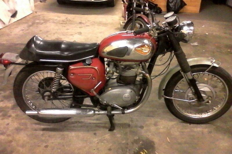 Wanted Old motorcycles from 1920's to 1980's