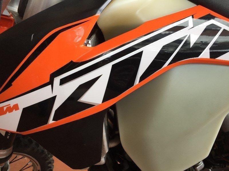 2014 KTM300 XC-W