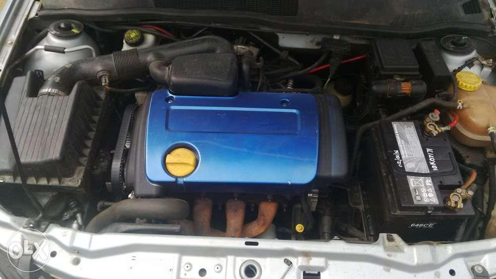 Opel astra 2001 1.6 16v to swop