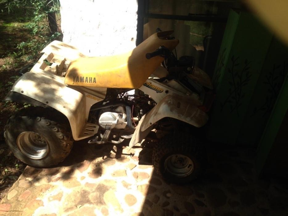 Yamaha breeze moto-4 150cc