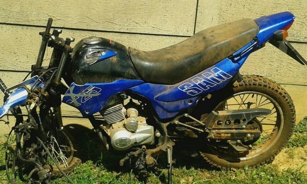 Bashan motorfiets