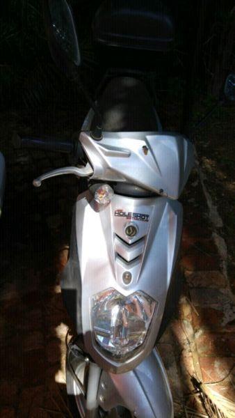 Sym 125 2009
