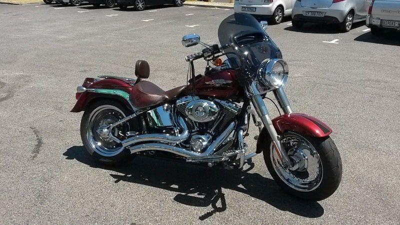 2009 Harley-Davidson Softail Fatboy