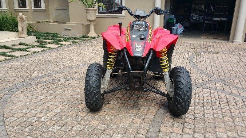 Polaris 250cc Quad bike