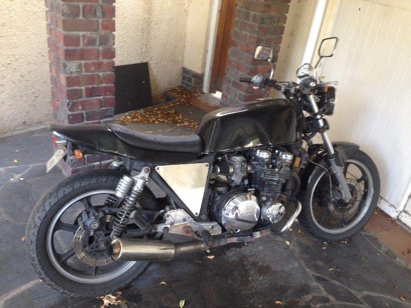 1982 GPZ 1100 Kawasaki