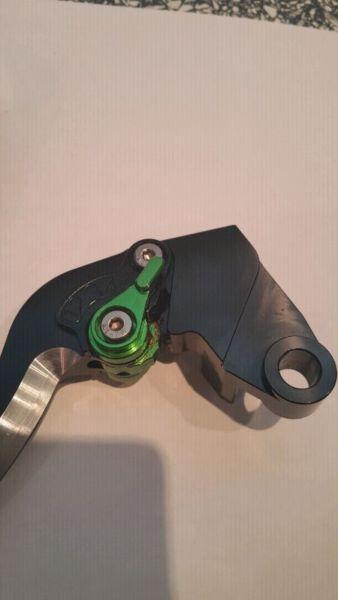 2008 zx 10 ninja blade handles