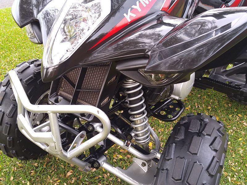 Quad Kymco 300