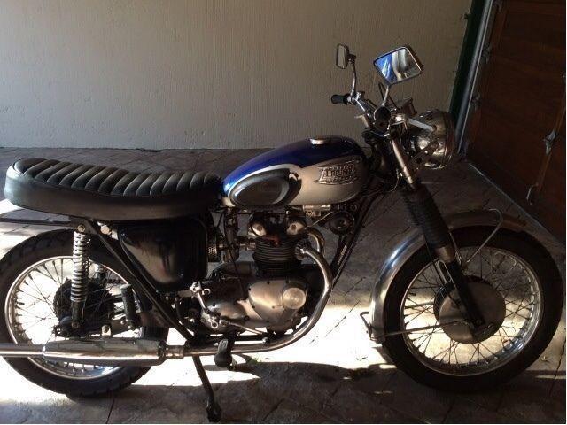 1967 Triumph Tiger T100c Classic Bike with Papers - URGENT SALE Urgent