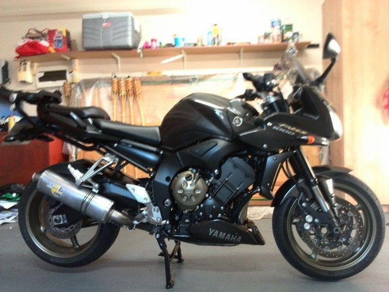 2009 Yamaha FZ1S Fazer