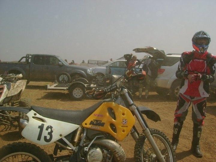KTM 250cc - great bike
